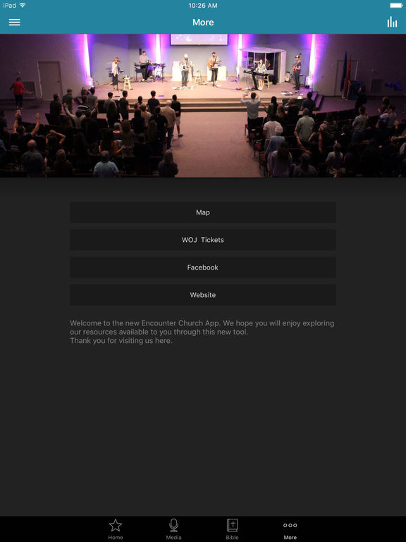 Encounter Church PA screenshot 6