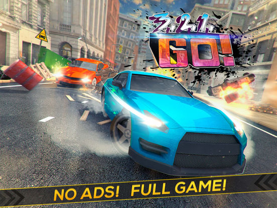 3, 2, 1, go! pro speed car racing game for roads | Apps