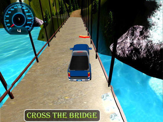 New Off-Road Jeep Drive : Top Mountain Hill Driver screenshot 5
