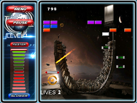 Force Team breakout - The Sphere Break Simulator screenshot 7