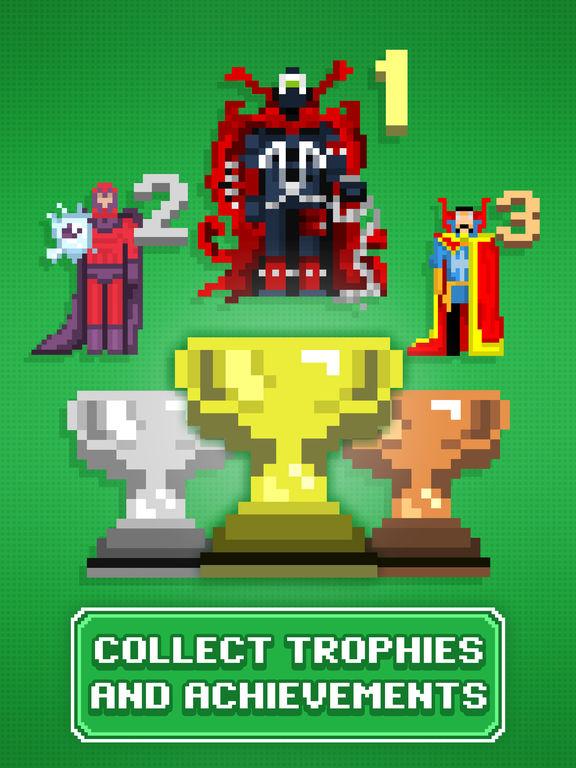 Guess the Pixel: Comics Super Heroes screenshot 9