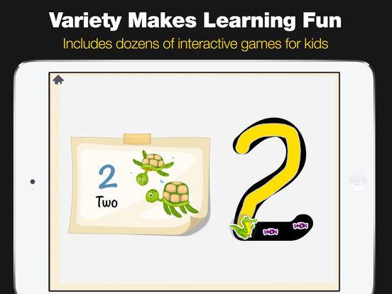 Numbers for Kids - Preschool Counting Games screenshot 9