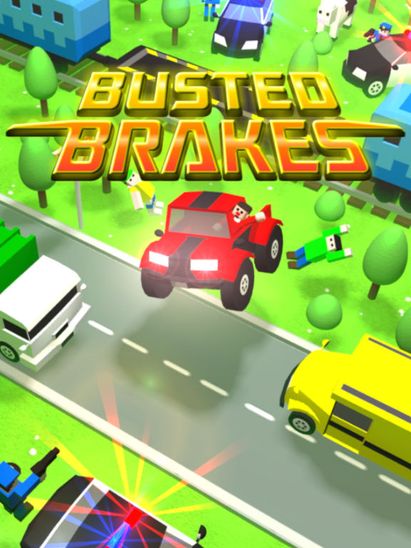 Busted Brakes screenshot 6