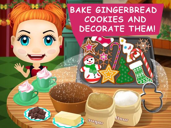 Sweet Little Dwarfs 4 - Christmas, Santa & Make Up screenshot 10