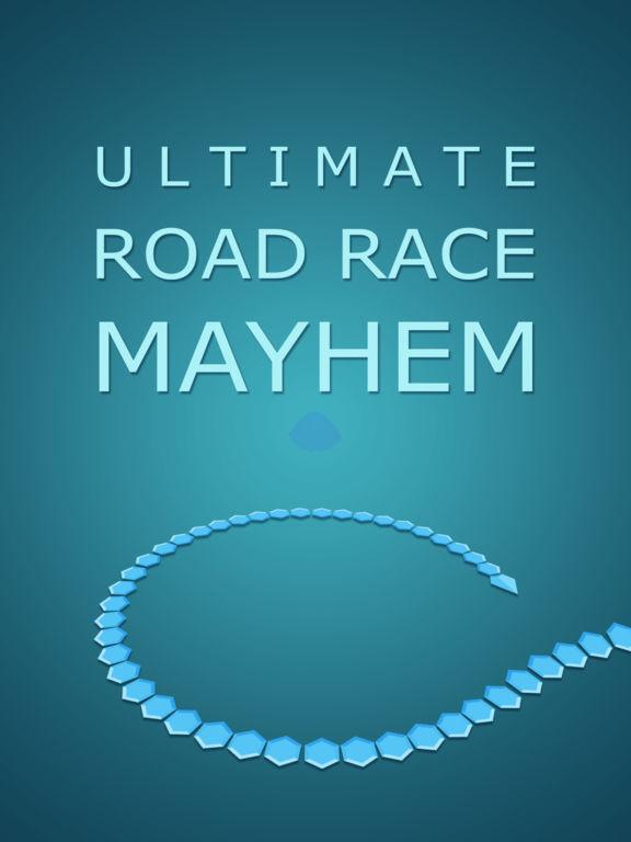 Ultimate Road Race Mayhem Pro - new offroad racing screenshot 4
