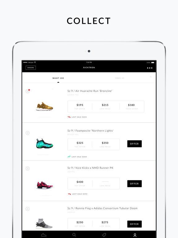 GOAT – Sneakers & Apparel screenshot 8