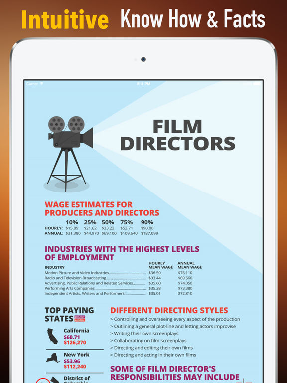 How to become a Director:Practical Handbook,Guide screenshot 6