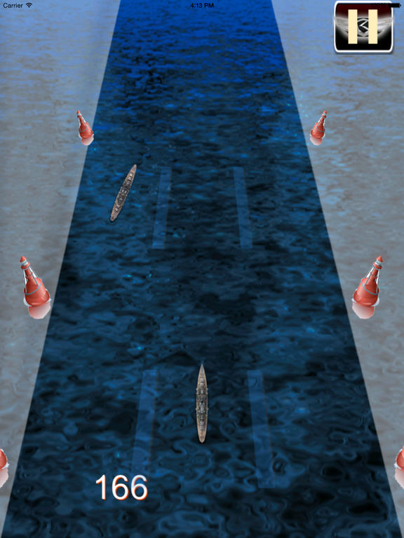 Cruise Sea Boat : Simulator Sail PRO screenshot 9