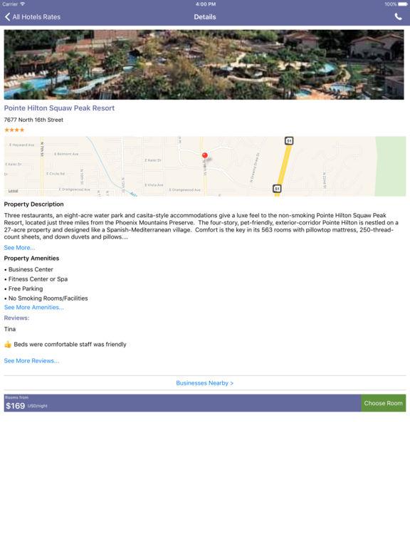 i4phoenix - Phoenix Hotels, Yellow Pages Directory screenshot 7