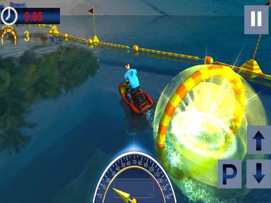 Drive Boat Simulator : Racing Stunt Mania screenshot 5