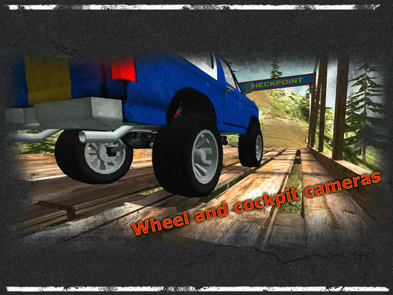 4x4 Road Race screenshot 10