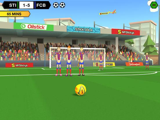 Stick Soccer 2 screenshot #2