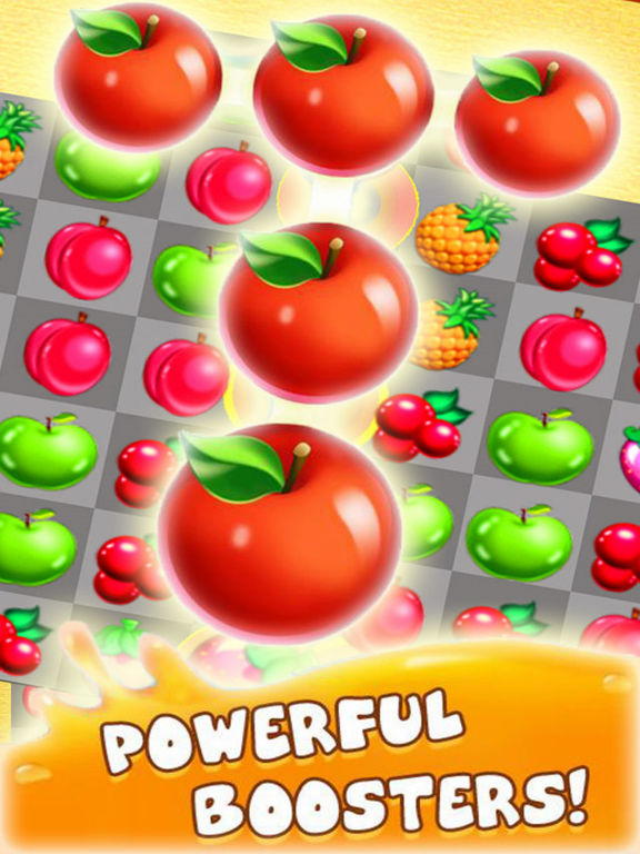 Jelly Fruit Star - Sweet Blast screenshot 5