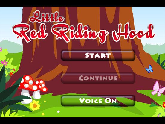 Little Red Riding Hood (Kids Story Book) screenshot 10