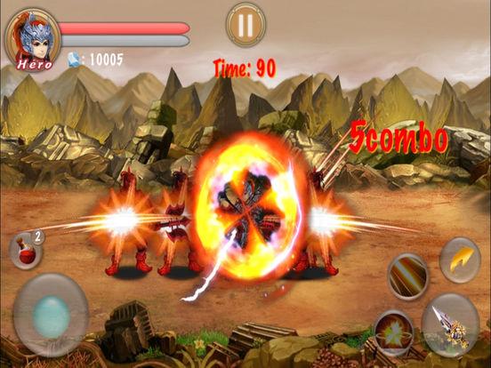 ARPG-Blade Of Dragon Hunter Pro screenshot 10