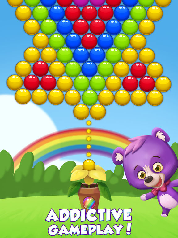 Bubble Shooter! Rainbow screenshot 10