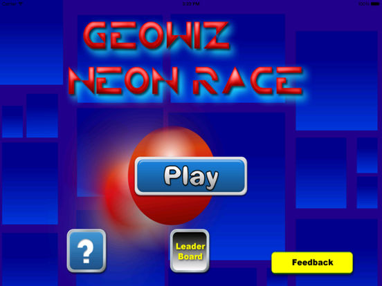 A Geowiz Neon Race Pro - Wins The Jump Match Adventure screenshot 6