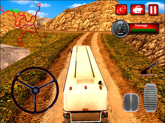 Bus Drive 2016 : Real Expert Park-ing Game-s screenshot 4