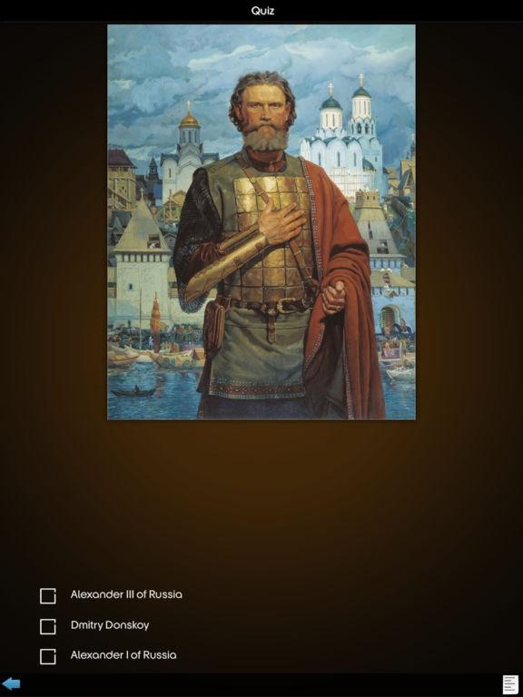Russian Rulers Kit screenshot 8