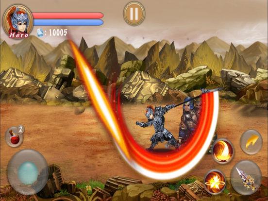Action-Blade Of Dragon Hunter Pro screenshot 9