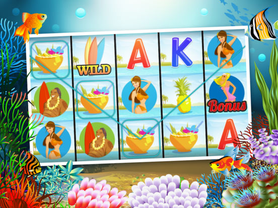Underwater World Slot Machine - 777 Lucky Atlantis screenshot 8