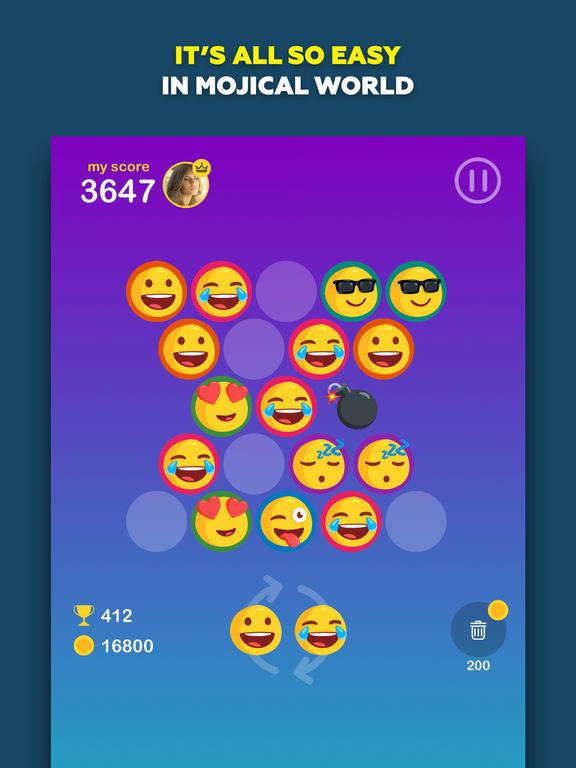 Mojical - Your Personal Emoji Game Free screenshot 5