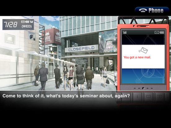 STEINS;GATE HD EN screenshot 4