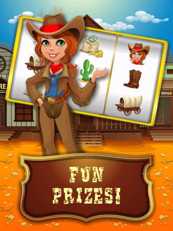 Western Cowboys Slots screenshot 7