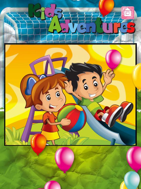 Kids Jigsaw puzzle (Premium) screenshot 6