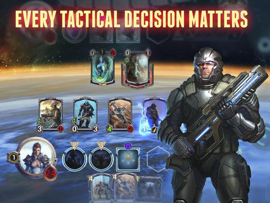 Star Crusade™ CCG screenshot 9