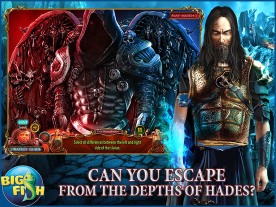Dark Romance: Kingdom of Death HD - A Hidden Object Adventure screenshot 2