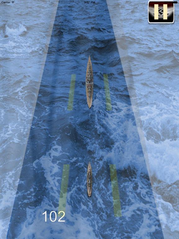 Battleship Voyage Pro - Fleet Battle a Sea game! Fast-paced naval warfare! screenshot 7