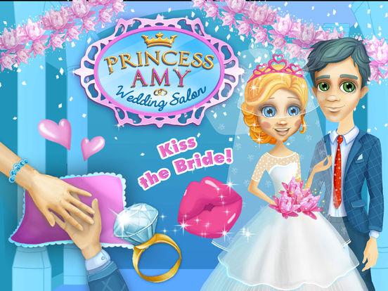 Princess Amy Wedding Salon 2 - Makeover & Spa screenshot 6