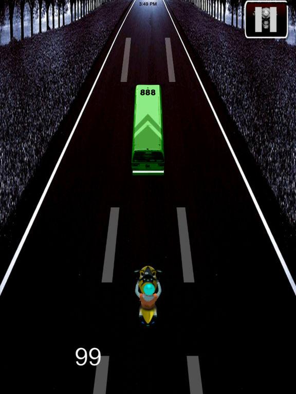 Speedway Motorcycle Traffic Pro - Incredible Motorcycle Racing Game screenshot 8