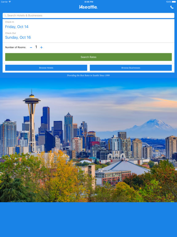 i4seattle - Seattle Hotels, Yellow Pages Directory screenshot 6