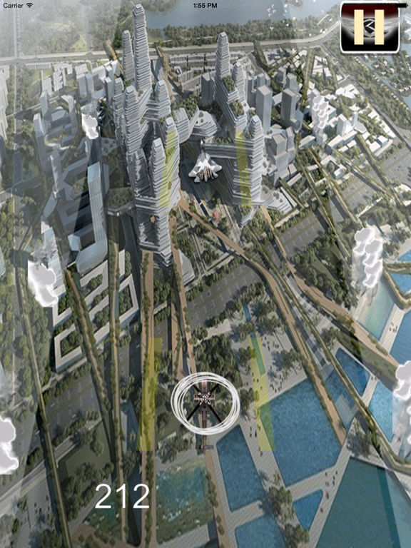 Helicopter Infinite Combat Flight - Explosions In The Sky screenshot 10