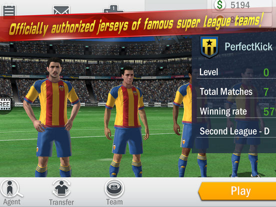 Soccer Shootout: Penalty Kick screenshot 9