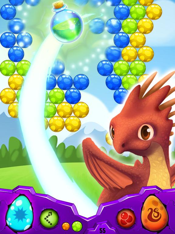 Bubble Shooter! Dragon screenshot 10