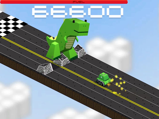 Cubed Rally World - GameClub screenshot 7