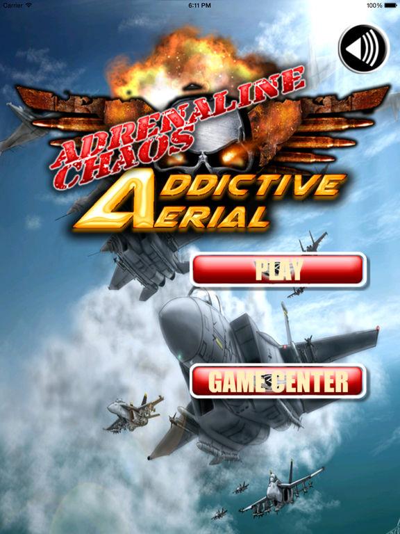 Adrenaline Chaos Addictive Aerial Pro - Amazing Fly Addictive Aircraft screenshot 6