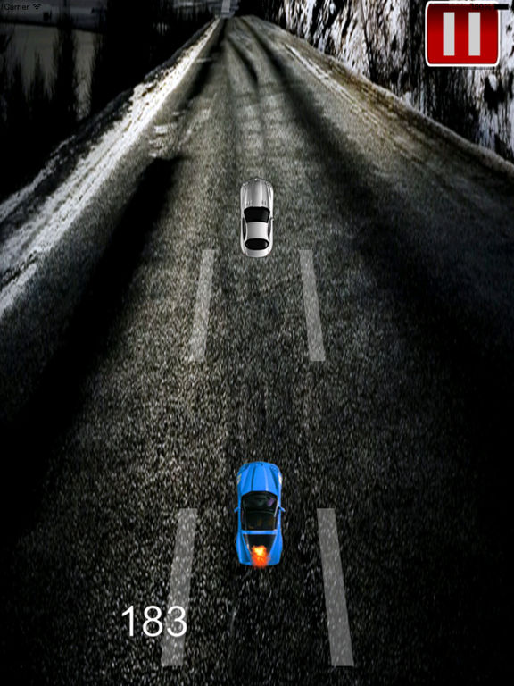 A Fast Speed To The Bitter End Pro - A Hypnotic Game Of Driving screenshot 9