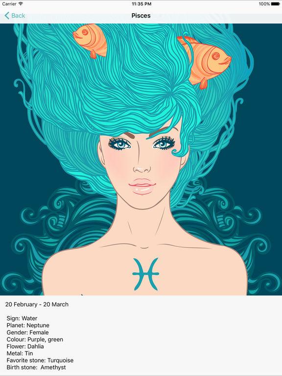 Zodiac signs - Astrology screenshot 8