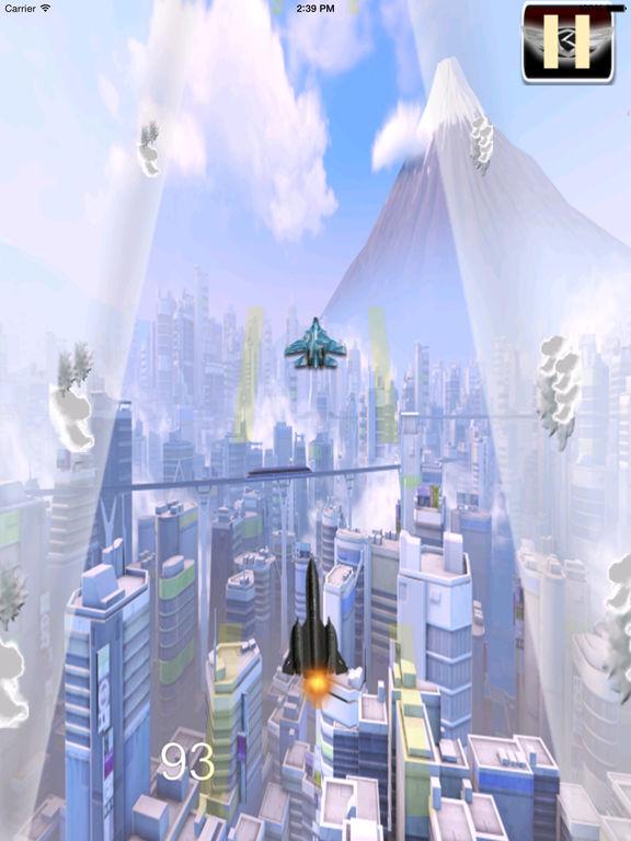 Aircraft Of Racers World - Amazing Flight Simulator Airforce screenshot 9