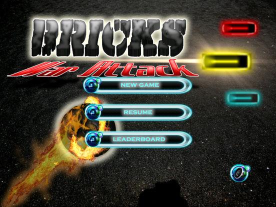 Bricks War Attack Pro - Addictive Breakout Game screenshot 6