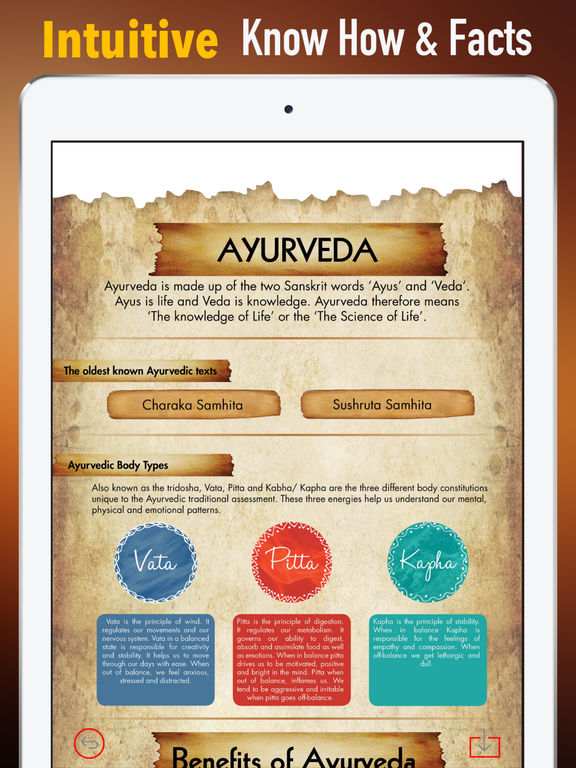 An Ayurvedic Cookbook-Eat Taste Heal screenshot 6