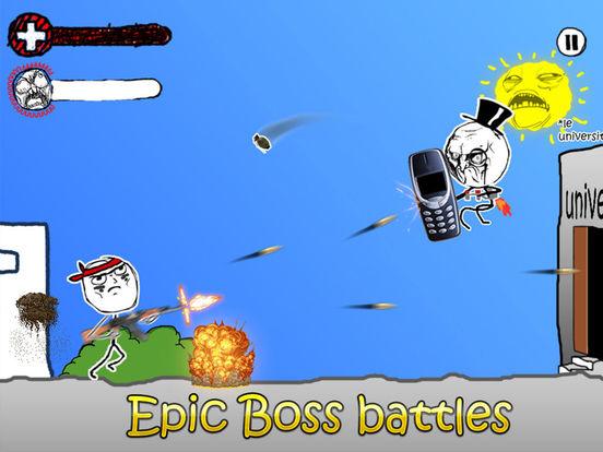Rage Wars - Meme Shooter screenshot 9