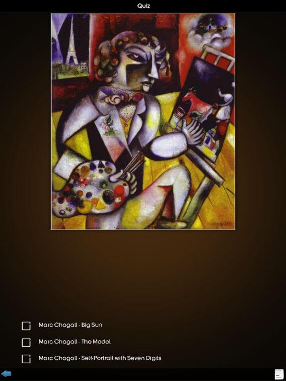 Marc Chagall Art Gallery screenshot 9