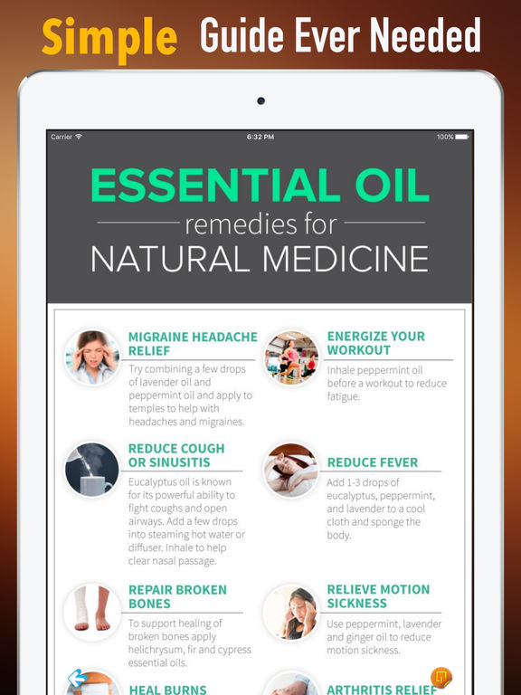 Natural Oils 101: Plant Therapy and Hot Topics screenshot 8