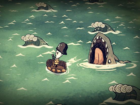 Don't Starve: Shipwrecked screenshot 6