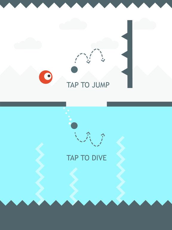 Hop Hop Hop Underwater screenshot 6